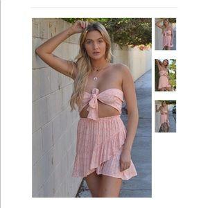 🆕 Escape To Tulum Cut Out Dress